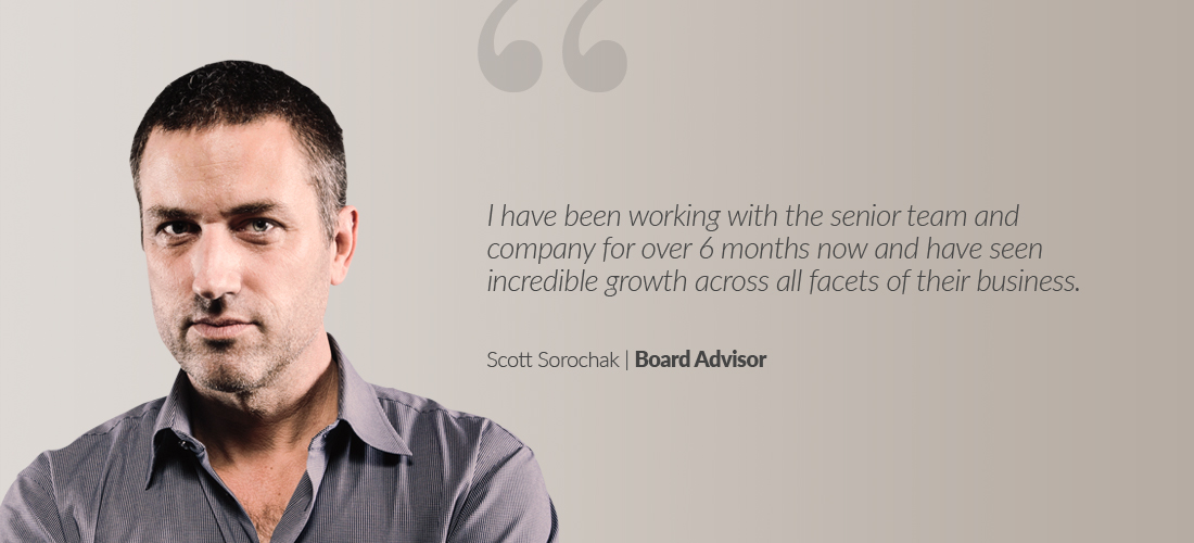 Scott Sorochak | Bullet Solutions Board Advisor
